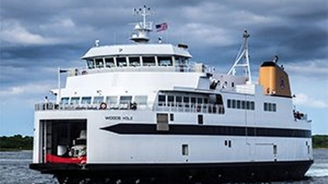 Out of an abundance of caution, the Woods Hole is temporarily out of service while it undergoes a deep cleaning at the Steamship Authority's Fairhaven maintenance facility.