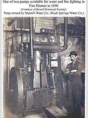 1896- water pump