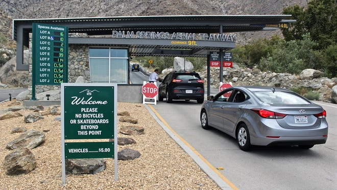 Since launching a paid-parking program in early August, the Palm Springs Aerial Tramway has collected more than $67,000. Parking is free for pass-holders and Coachella Valley residents.