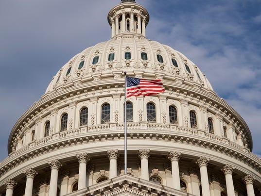 AP CONGRESS RETURNS A USA DC