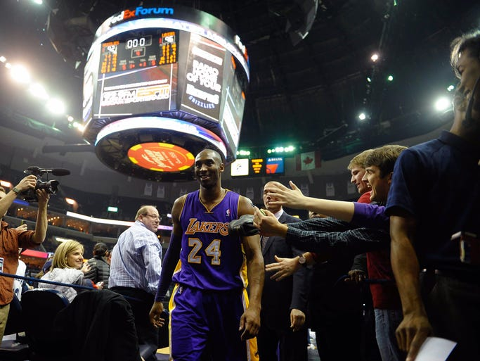 Lakers guard Kobe Bryant is not expected to return this season as he recovers from a broken bone in his left knee. Flip through this gallery for more current NBA injuries.