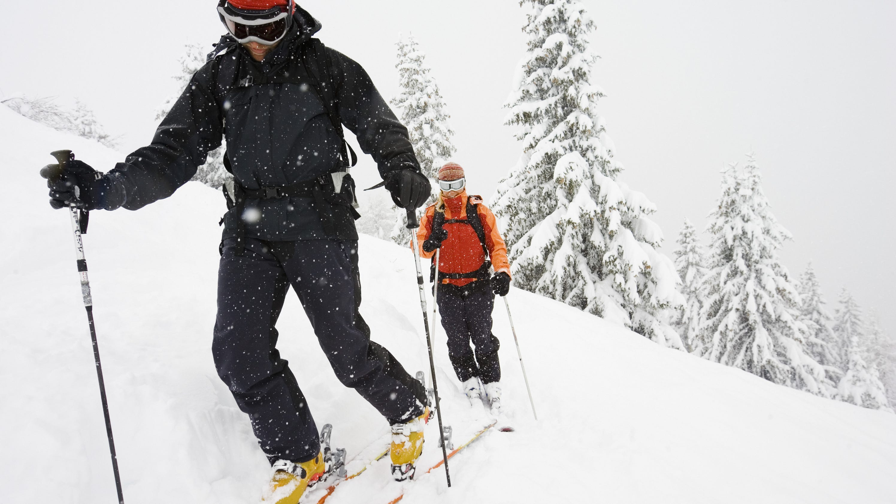 What you should wear for Colorado skiing, snowshoeing