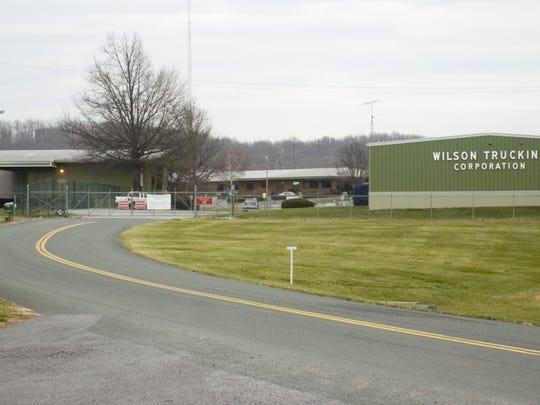 File photo of Wilson Trucking Corporation on Wilson