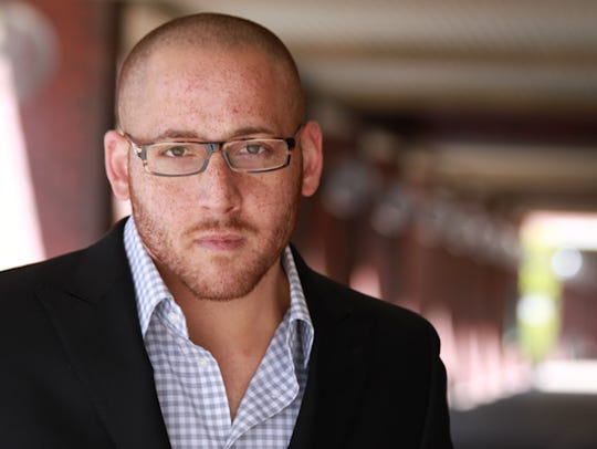 Kevin Hines will speak at Polytech High School on May 22.
