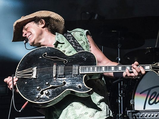 e7787b3004bba Hell-raiser Ted Nugent stands by every word he s ever said