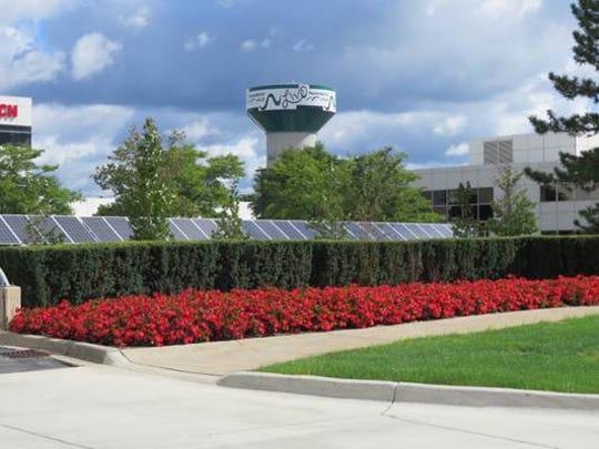 The Environmental Award went to Robert Bosch LLC, located