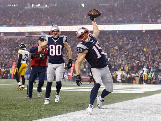 BESTPIX - AFC Championship - Pittsburgh Steelers v New England Patriots