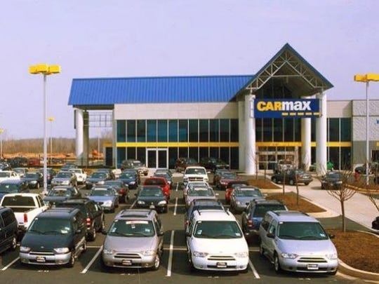 Carmax is the nation's No. 1 used car retailer.