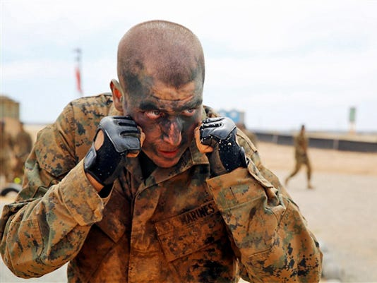 marine s 10 point plan to cut 83 pounds for boot camp