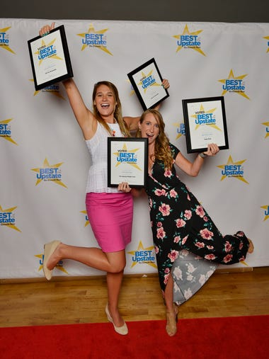 The Greenville News' Best of the Upstate awards were