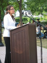 Alexandria Ocasio-Cortez graduated from Yorktown High School in 2007.  During a July 3, 2007 meeting in Railroad Park, the Town Board presented her with a proclamation, honoring her for her second-place finish in the Intel International Science and Engineering Fair competition.