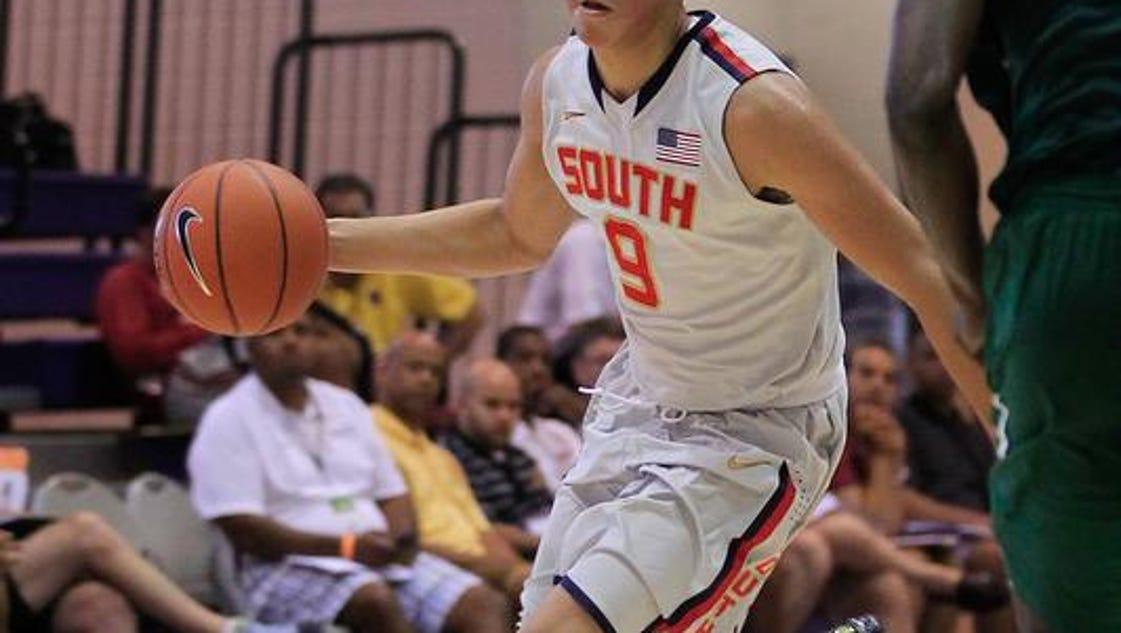 University Of Kentucky Basketball 2013 2014 Devin Booker ad...