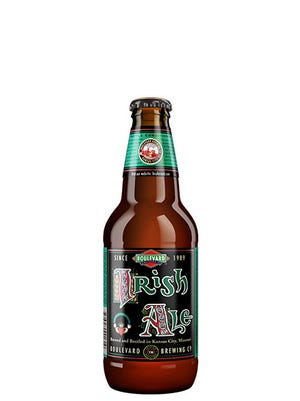 Boulevard's Irish Ale is a choice for St. Patrick's Day.