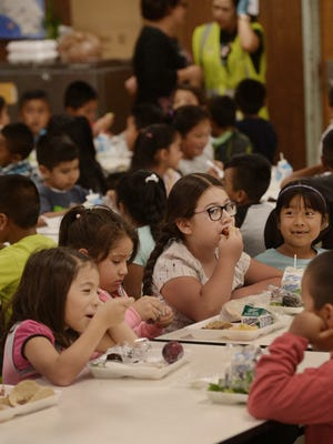 A bond measure on the Nov. 8 ballot would enable the Oxnard School District to ease overcrowding at schools like Rose Avenue. Oxnard is one of four local district that have bond measures on the ballot.