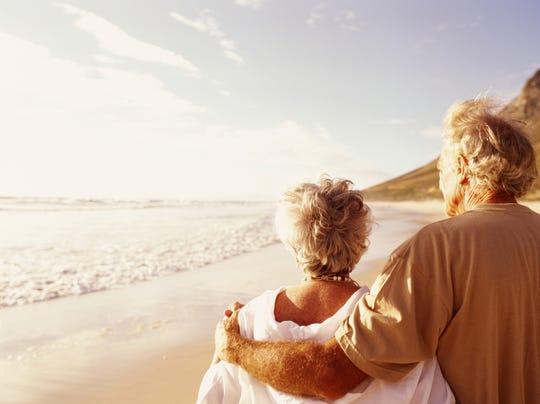 Wealthy retirement