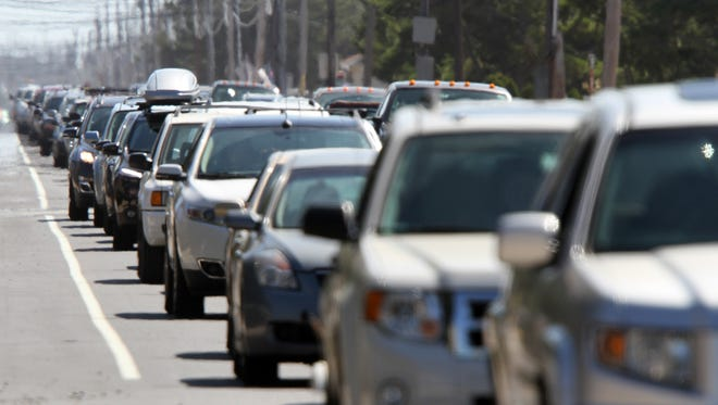 Traffic concerns are part of a 56-page review letter from Middletown to the developers of Village 35. File photo.