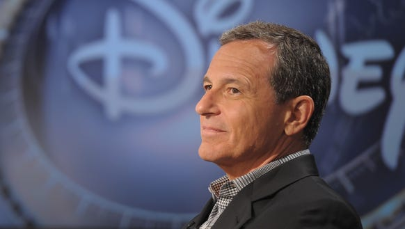 Disney CEO Robert Iger visits FOX Business Network's