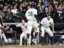 Photos: Yankees rally past Astros in ALCS Game 4
