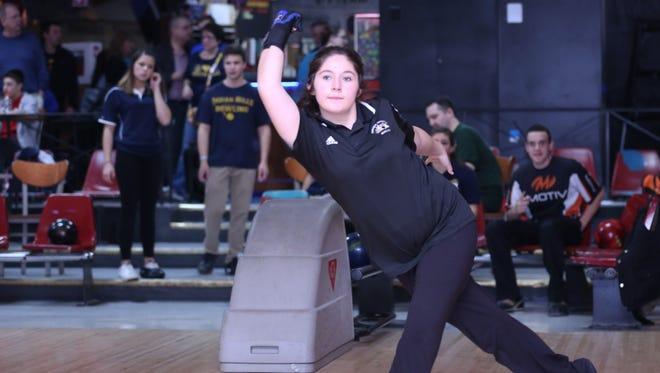 Paramus Catholic senior Kristen Kane, last season's Bergen County girls champ, is a bowler to watch for the 2016-17 high school season.