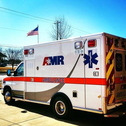 Rural/Metro ambulances now carry the logo of American