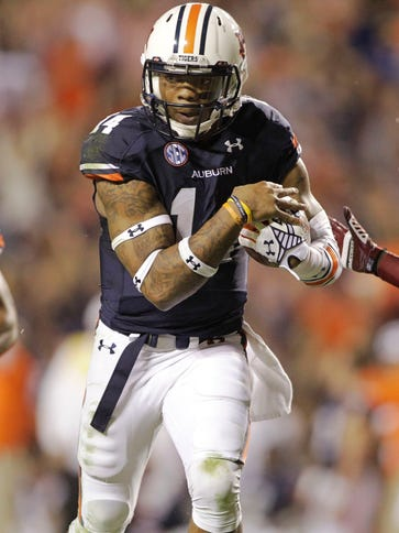 Nick Marshall and Auburn travel to Oxford, Miss., for