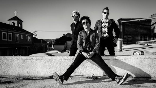 Green Day will brings its summer tour to The Wharf Amphitheater in September.