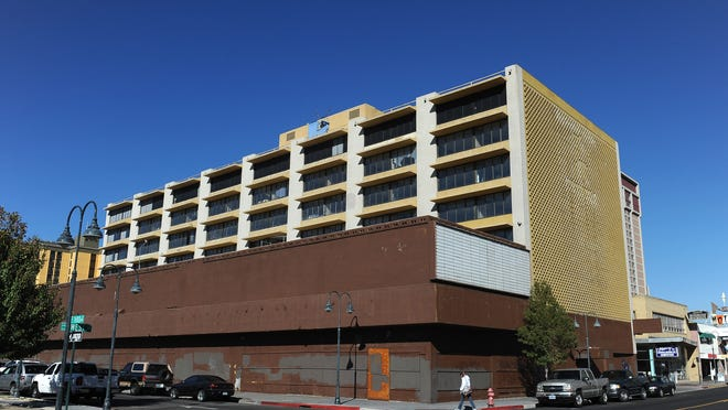 The long-shuttered King's Inn at Third and West streets has been a downtown Reno eyesore for decades.