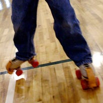 Lace up those roller skates for a Friday Night Skate