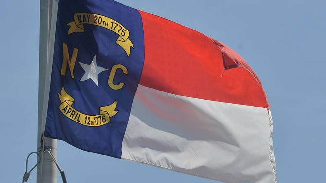 The North Carolina House addressed Tuesday some COVID-19-related business left behind from two weeks ago, voting for measures addressing face mask use and alcohol beverage permit fees.