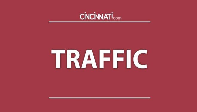 Cincinnati traffic.