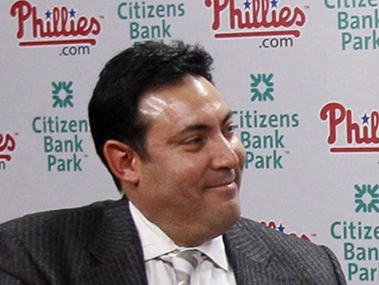 Cliff Lee, Ruben Amaro Jr.