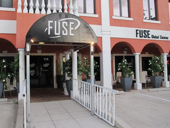 Fuse Global Cuisine recently grew into adjoining space
