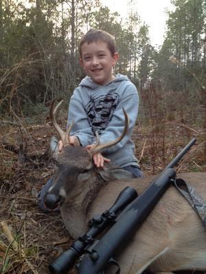 Children hunting
