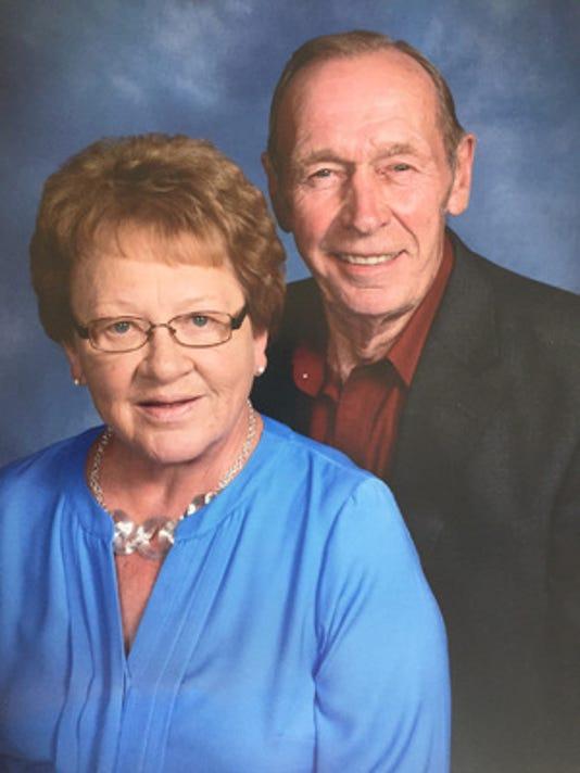 Anniversaries: John Brinker & Gloria Brinker