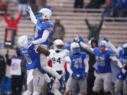 NCAA Football: Nevada at Air Force