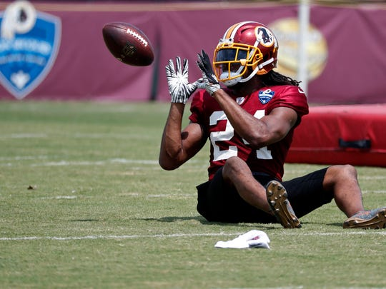 NFL: Washington Redskins-Training Camp