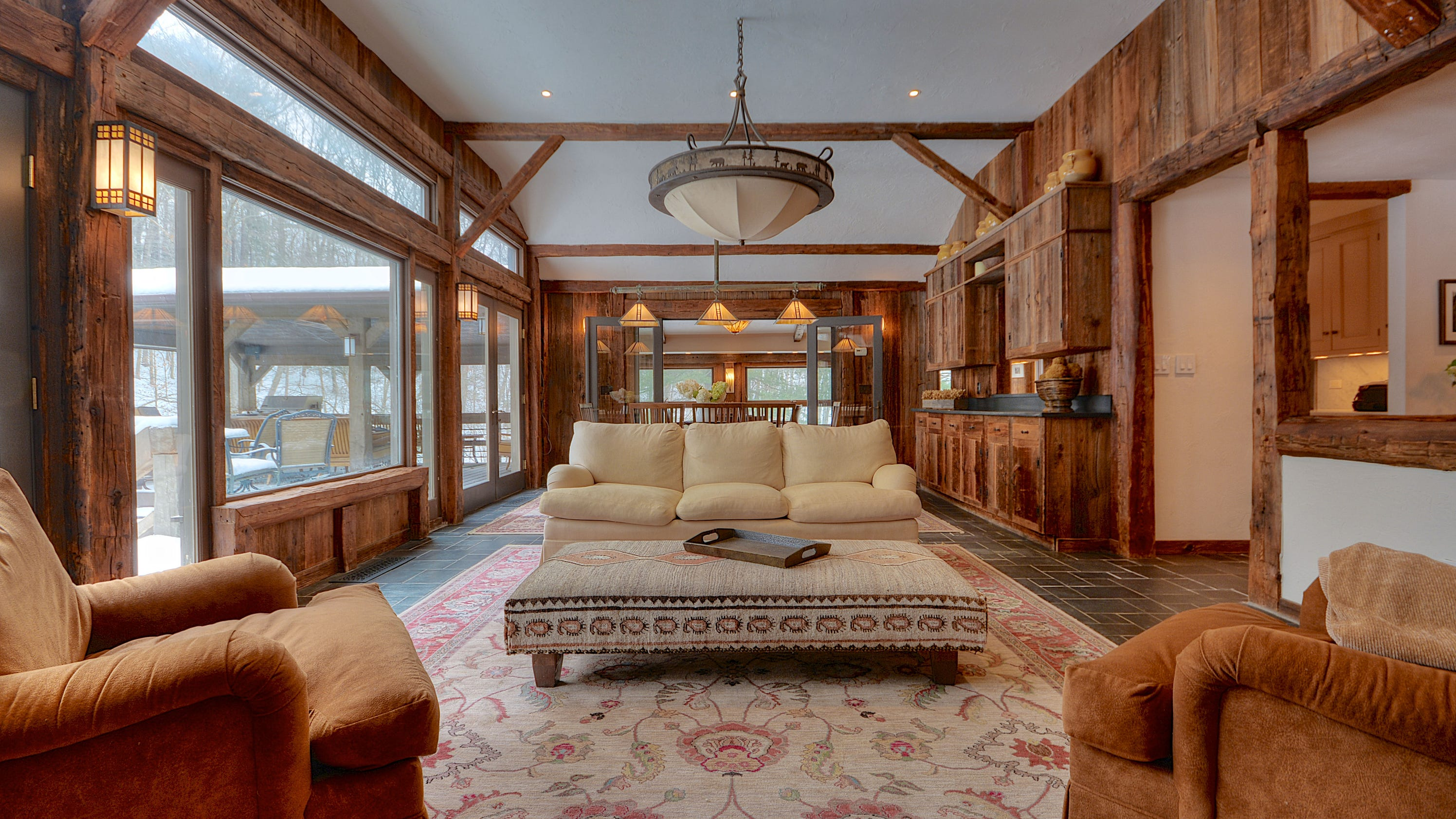 Bedford rustic retreat for sale for Rustic retreat