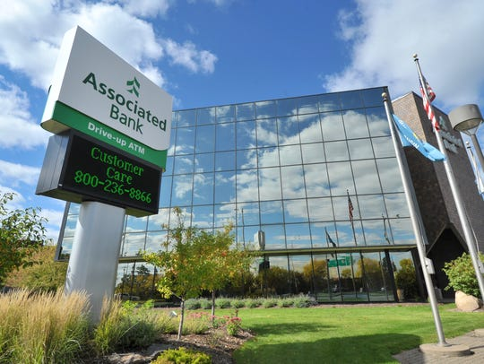 Associated Bank has an accepted offer on its Wausau