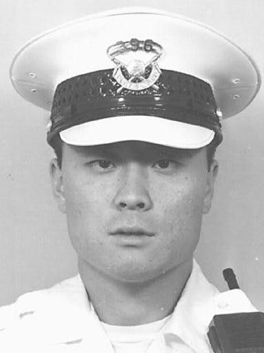 Cincinnati Police Officer Sonny Kim.