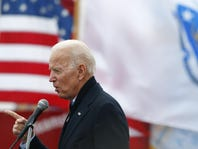 Ex-Vice President Biden launches 2020 presidential campaign