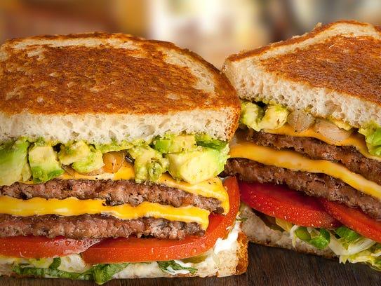 The Santa Barbara Char at Habit Burger Grill features