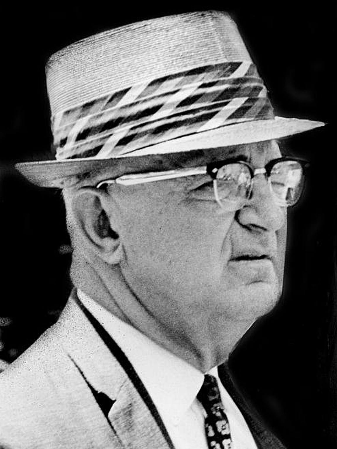 """Birmingham's infamous police chief, """"Bull"""" Connor and"""