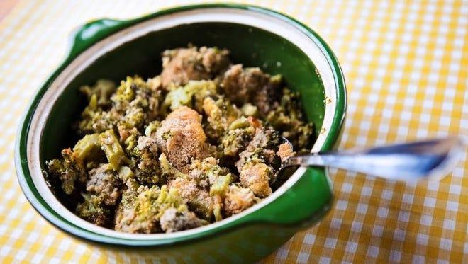 Doll's market Deli's broccoli casserole