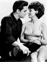 """Elsa Cárdenas co-starred with Elvis Presley in 1963's """"Fun in Acapulco."""" Cárdenas is a special guest at this year's Plaza Classic Film Festival."""