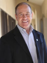 Mark Hanke, new CEO of Greater Naples YMCA.
