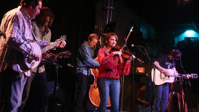 The SteelDrivers will play Bluegrass Nights at the Ryman this summer.