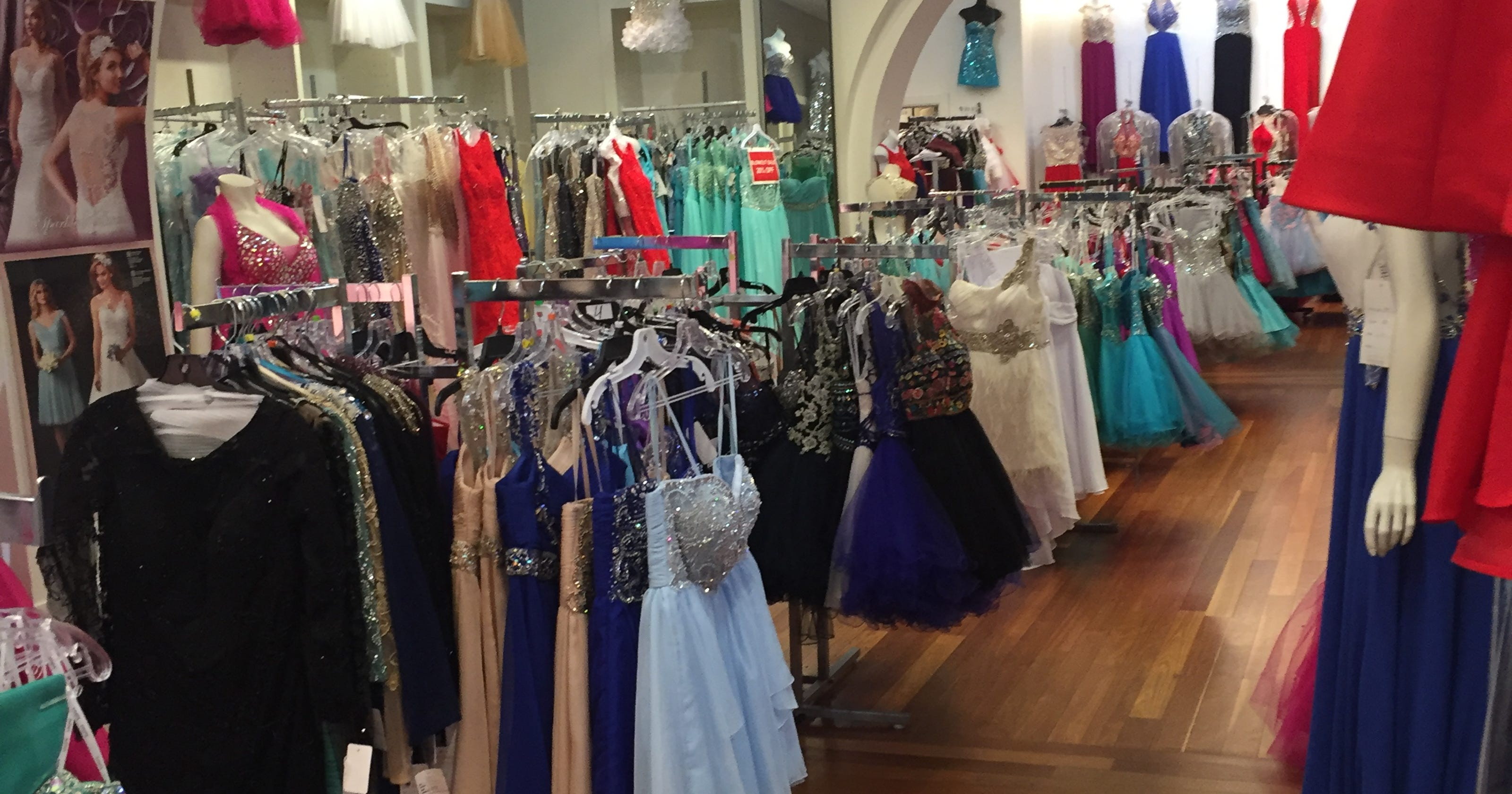 8f429e9bc2a Want a unique prom dress  Post your choice on Facebook