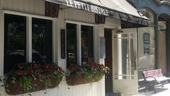 Le Petit Bistro, approachable French cuisine