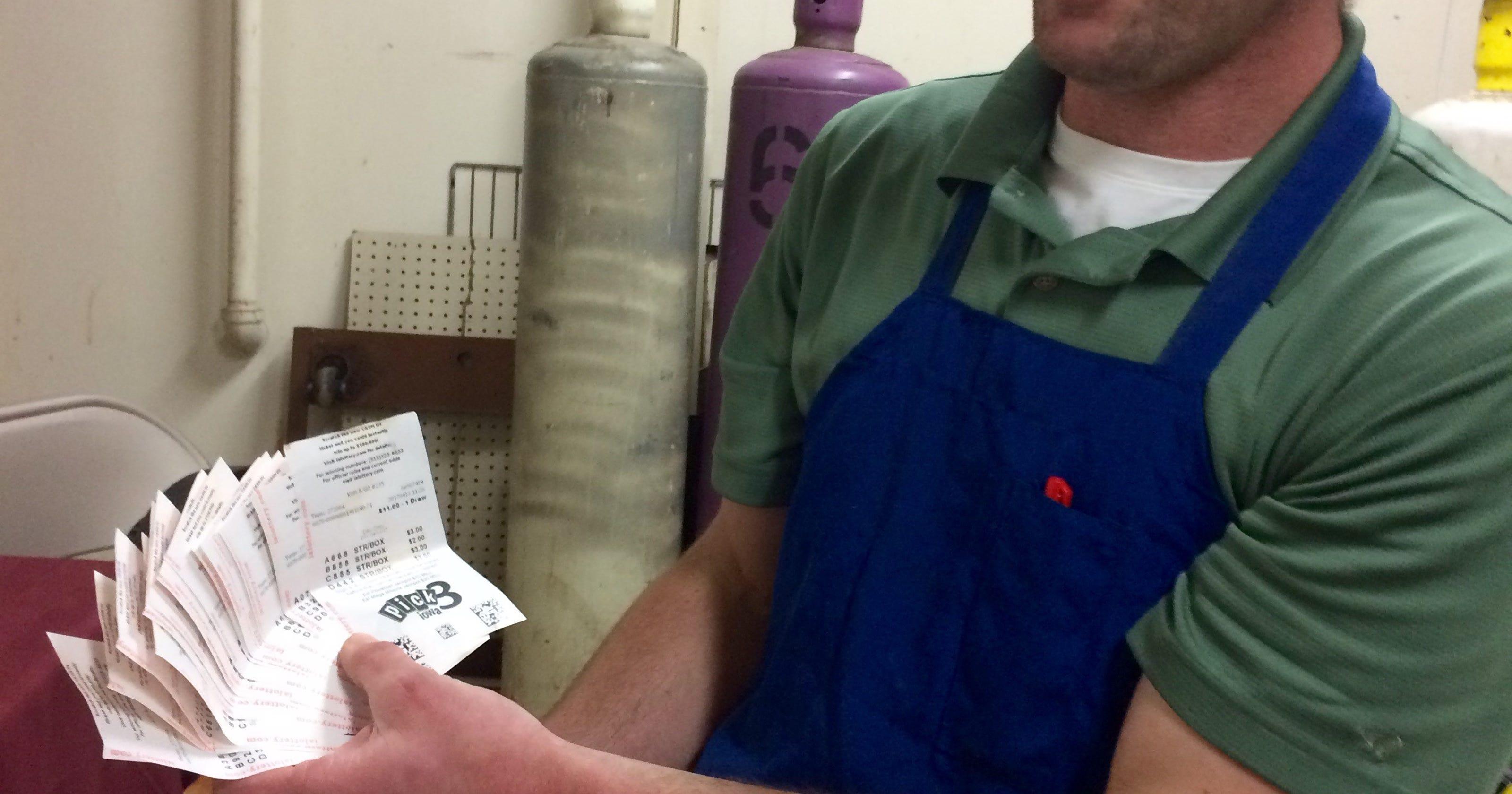 Some Iowa Lottery retail employees win big, raising suspicions