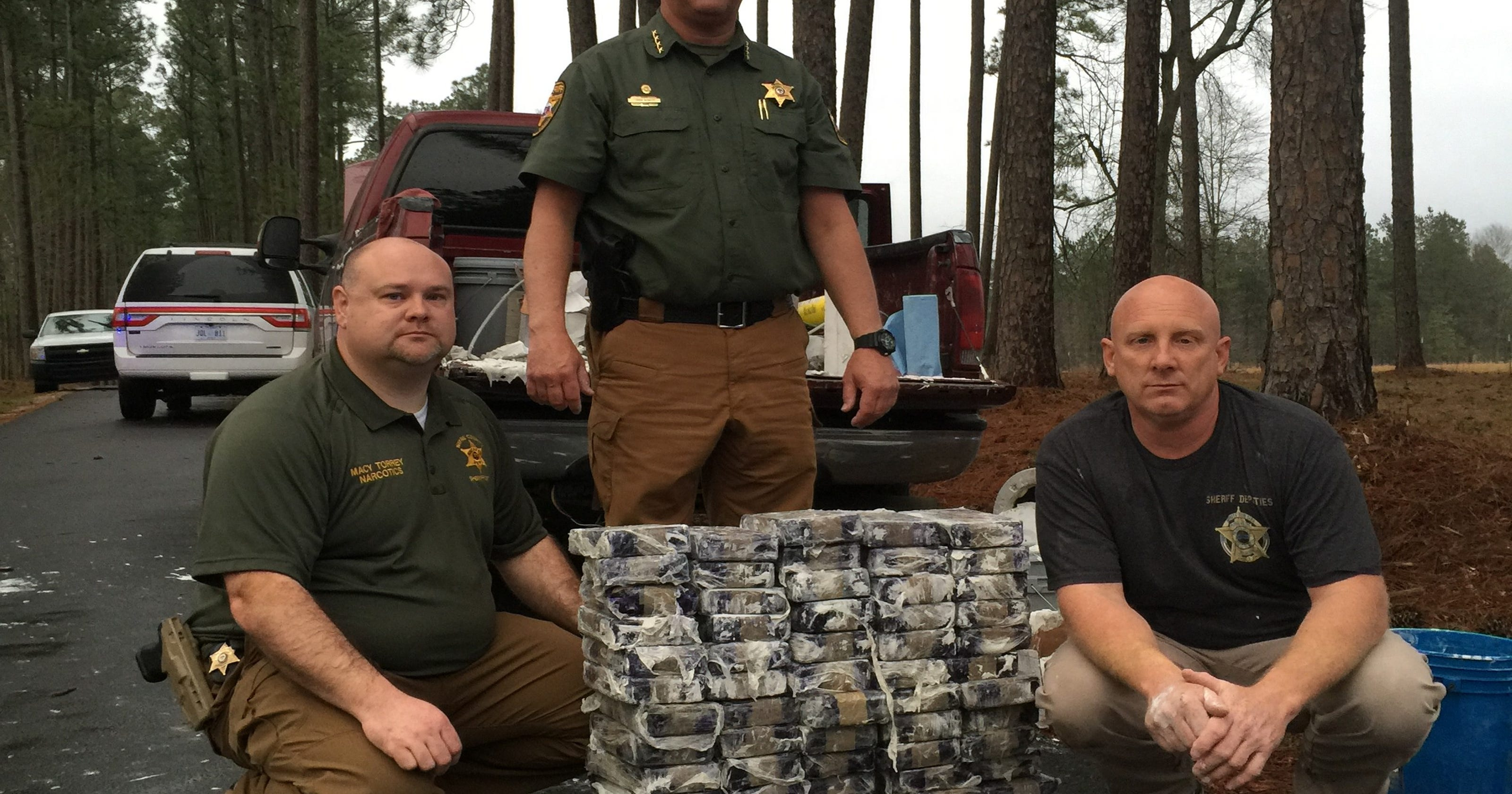 Sheriff discusses Mississippi's largest drug bust in history